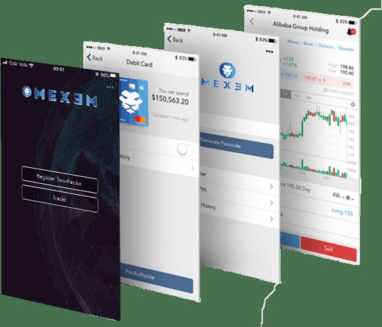 Mexem aandelen app, beleggingsapp, beleggen app